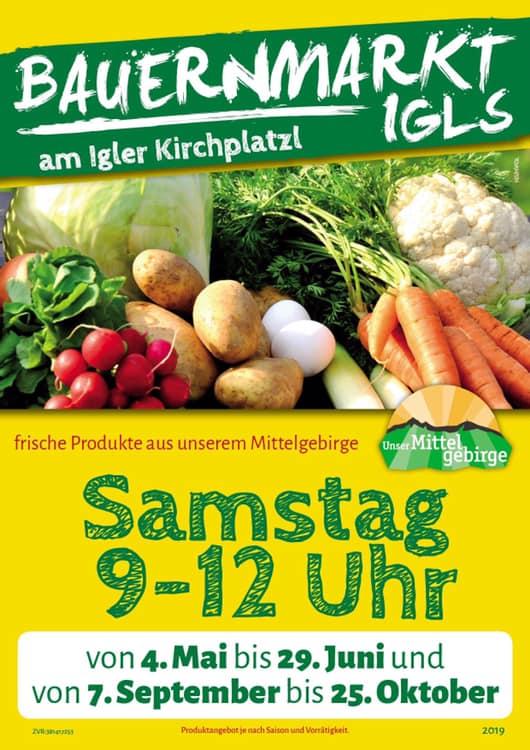 Bauernmarkt Igls